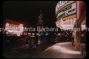 Granada Theater Santa Barbara CA. - SB42