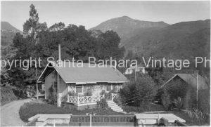 San Ysidro Ranch, Montecito, CA. - MT49