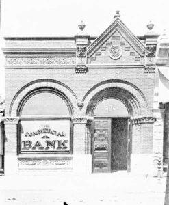 1880's Bank Santa Barbara - SB74
