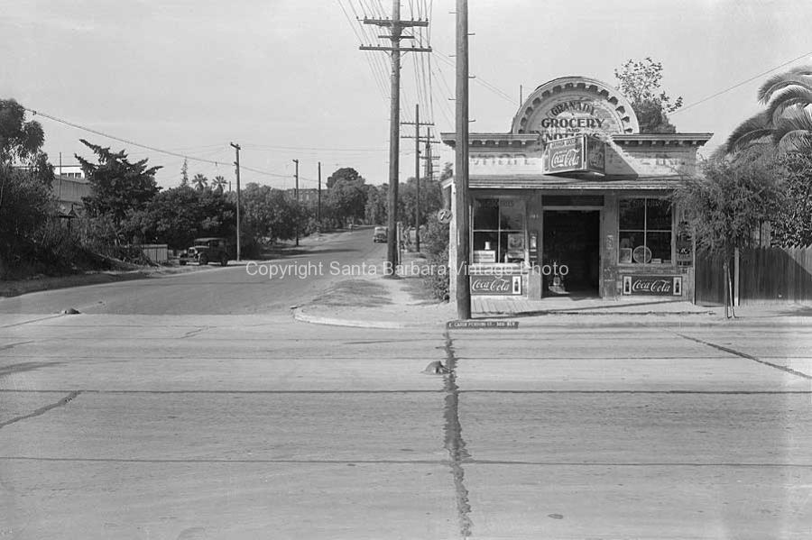 Granada Market Santa Barbara - SB81