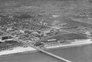 Ariel View Santa Barbara - SB87