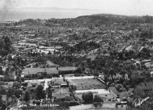 Looking South West, Santa Barbara - SBA5