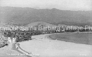 West Beach Strand, Santa Barbara,  CA. - SBA8