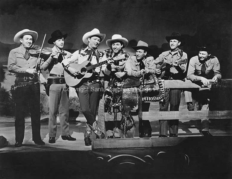 Dale Evans and The Sons Of The Pioneers - WE05