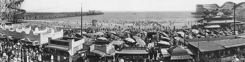 Long Beach CA. C.1930 CA-16