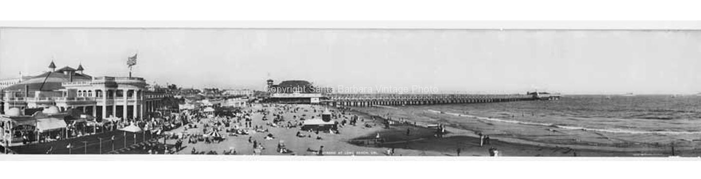 Long Beach CA. C.1930 CA-15
