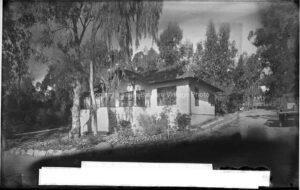 El Encanto Hotel, Vintage Photo, Santa Barbara, CA EE01