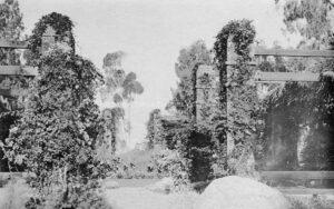 El Encanto Hotel, Vintage Photo, Santa Barbara, CA EE05