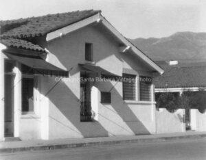 De La Guerra House, El Paseo, Santa Barbara, CA - EP11