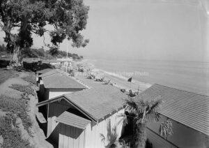 Miramar Hotel Bungalows Circa 1930 - MR64